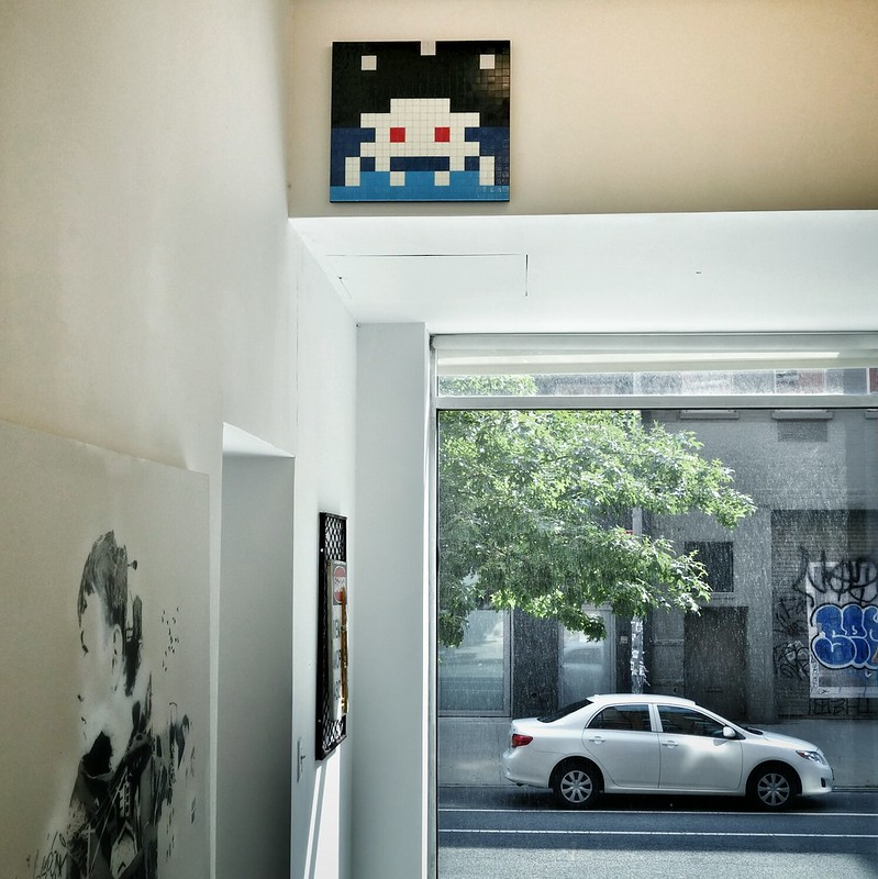 Invader 10 Years of Wooster Collective: 2003-2013