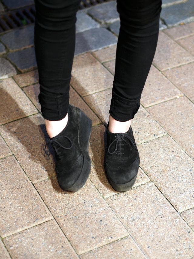 vagabond flatform shoes