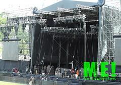 Metallica Stage
