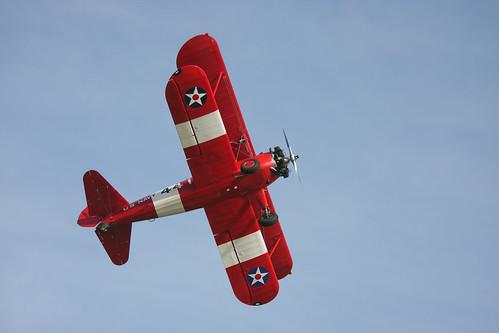 Boeing Stearman Biplane