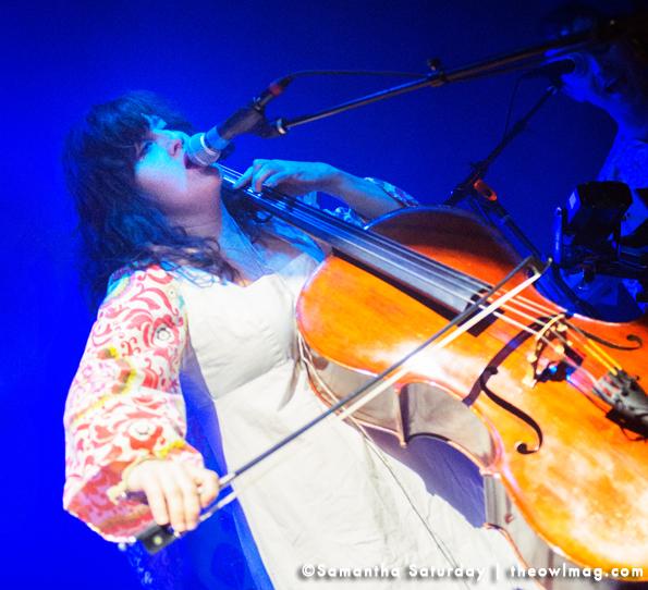 The Polyphonic Spree @ The Constellation Room, Santa Ana, Ca 8/20/13
