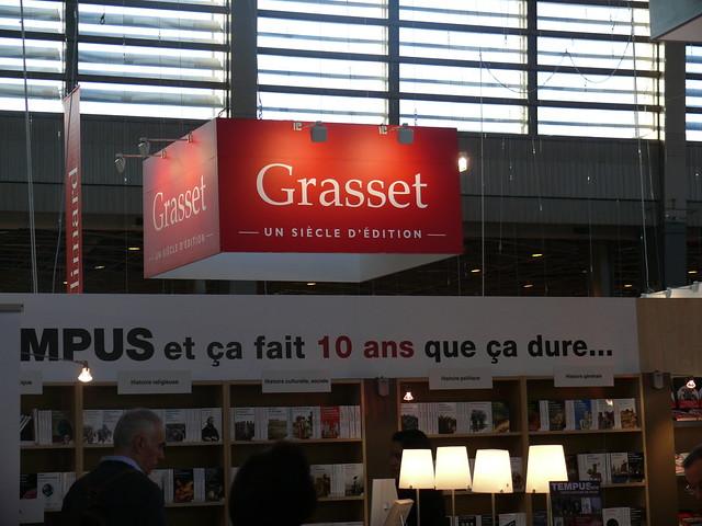 Grasset (Hachette)