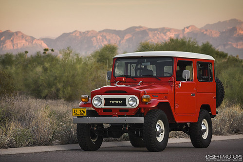 1978 Toyota Land Cruiser FJ40 by pat_ernzen