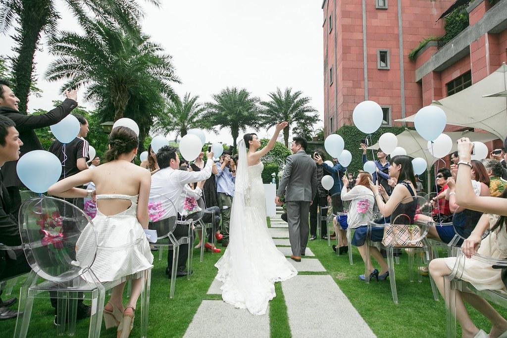開文&美倫 浪漫婚禮 (32)