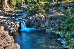 Lower McCloud Falls Overlook