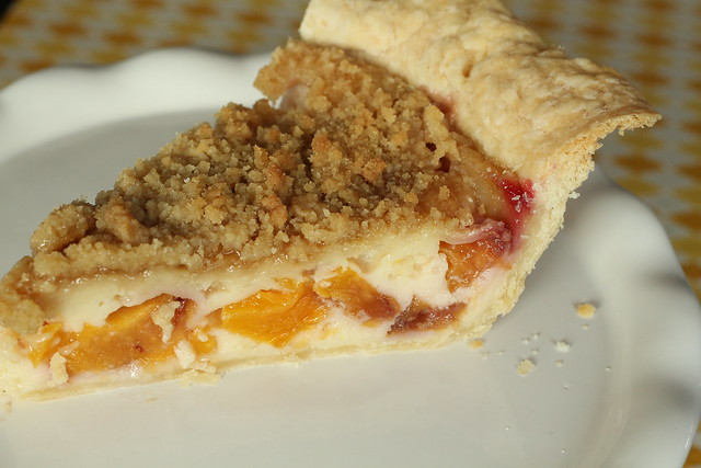 Peaches N' Cream Pie 2