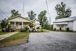 Soapstone Church and Liberia School
