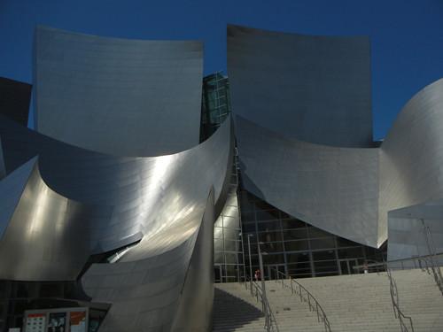 DSCN8443 _ Exterior, Walt Disney Concert Hall, Los Angeles, July 2013