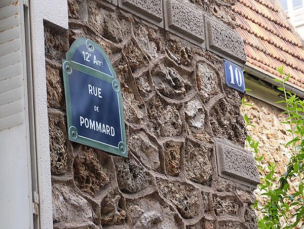 rue de POmmard