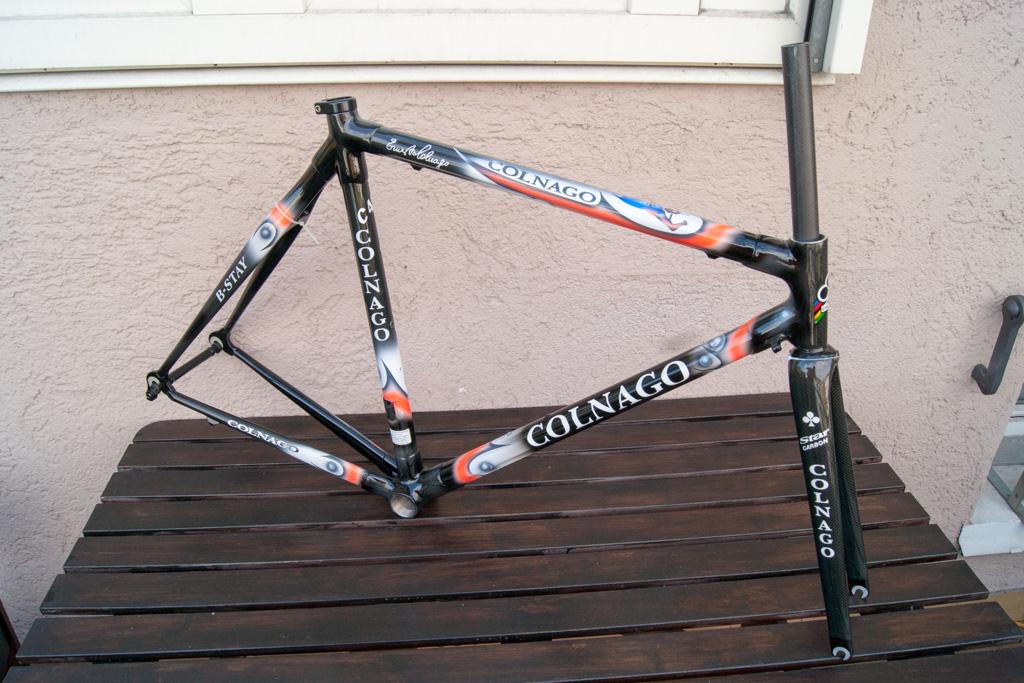 FS: NOS Colnago C40 B-Stay, LX4 53cm - The Paceline Forum