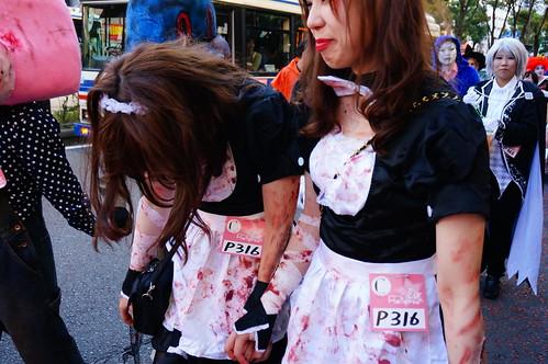 Kawasaki Halloween Parade 2013 90