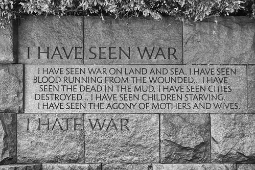 I Have Seen War - FDR