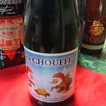 ベルギービール大好き!!シュフ・ナイス Chouffe N'ice '10