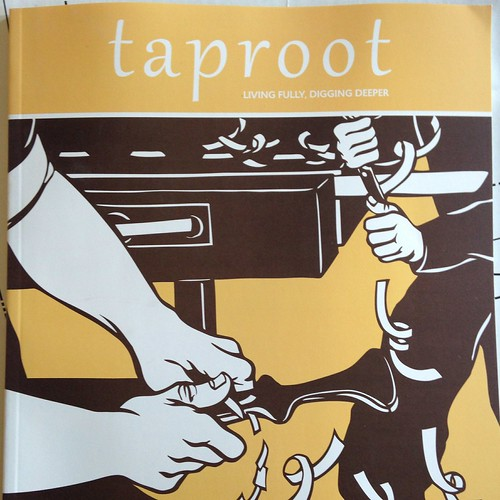 Taproot issue 8 - Reclaim