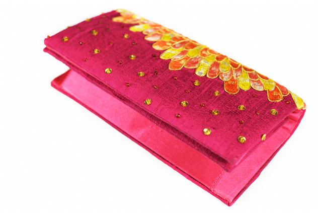 Firebird Clutch Bag © ROH 2013