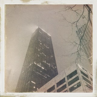 Hancock in Snow