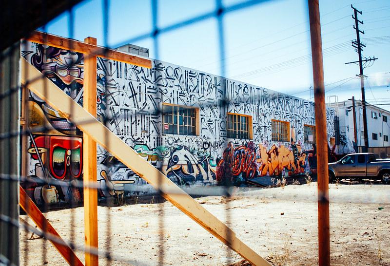 street art, los angeles, california, graffiti
