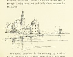 Image taken from page 383 of 'Our Wherry in Wendish Lands; from Friesland, through the Mecklenburg Lakes, to Bohemia ... Second edition'