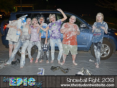 Epic Snowball Fight 2013