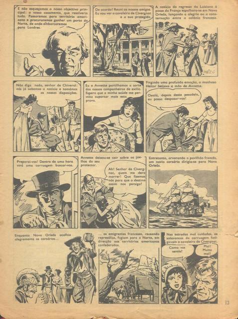 Cavaleiro Andante, Nº 301, 5 Outubro 1957 - 11