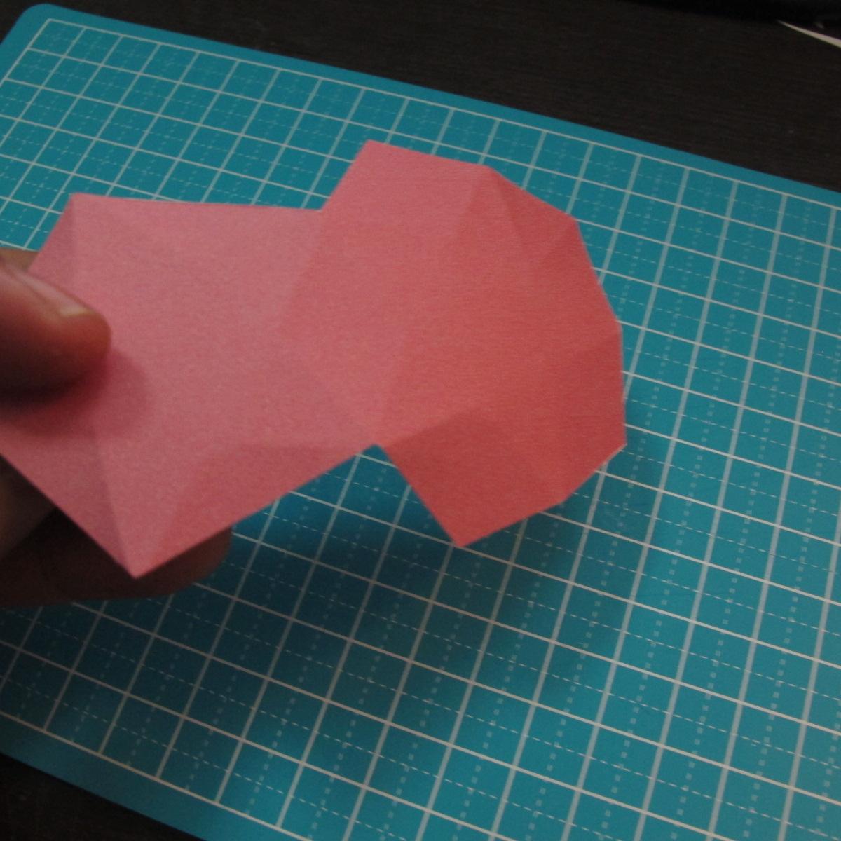 โมเดลกระดาษรูปดาว 006