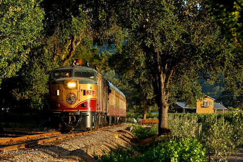 railroad train napavalley passengertrain napavalleywinetrain