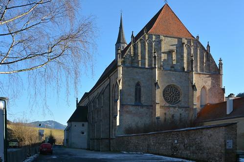 8692 Neuberg an der Mürz, ehem. Zisterzienserkloster Foto Nr. D71_2986 © Erich J. Schimek