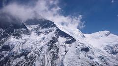 Południowa ściana Lhotse 8516m ze szczytu Island Peak