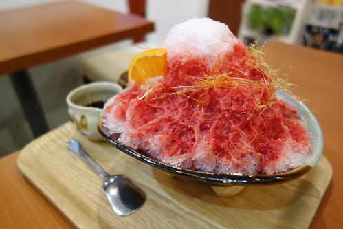 クラフトカフェ 赤富士