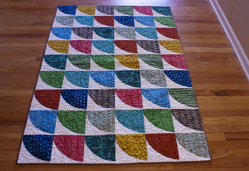 Snow Drift Quilt Kit