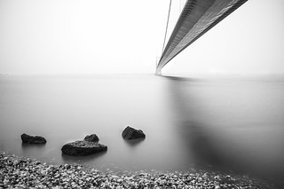 The Humber Bridge // 19 01 14