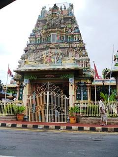 Hindu Temple, Mauritius