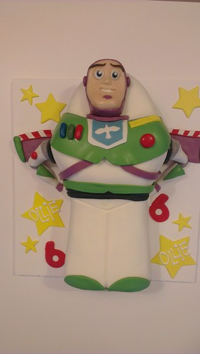 BUZZ LIGHTYEAR cake by CAKE Amsterdam - Cakes by ZOBOT