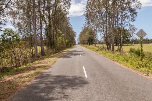 Croki Road Former Alignment