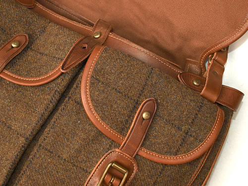 RRL / Tweed Moray Bag