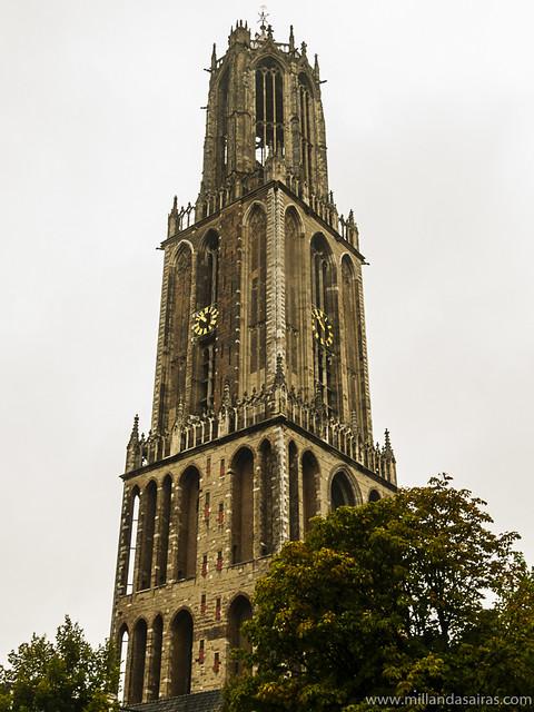 Torre de la Catedral de San Martín (Domtoren)