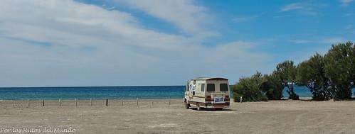 Playa El Doradillo - Avistaje de Ballenas - Puerto Madryn
