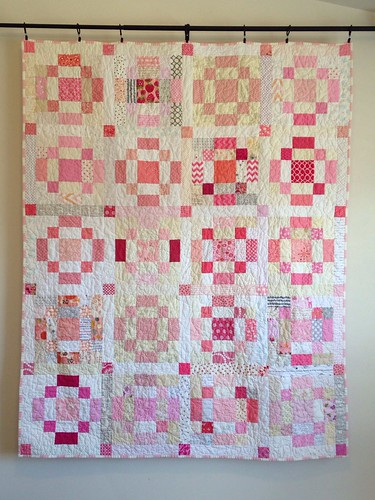 Cheer Circle do.Good Stitches January Quilt
