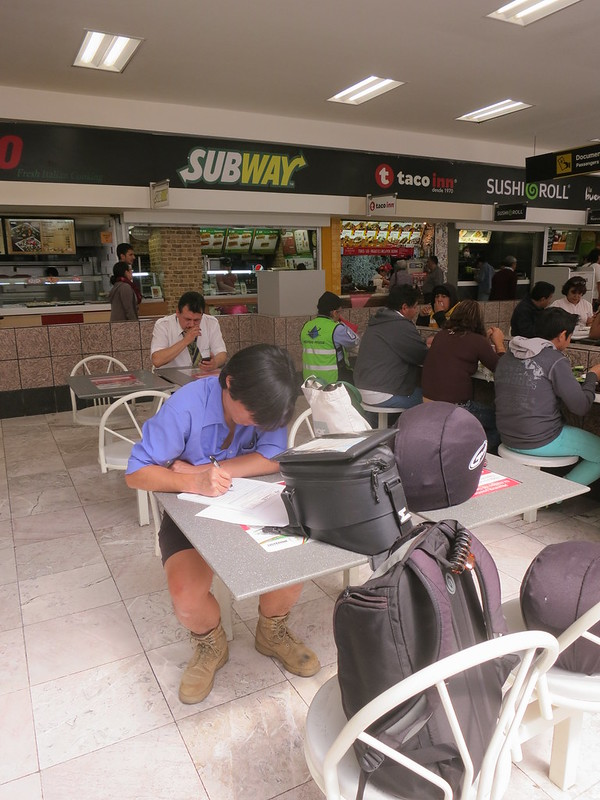 MEX food court