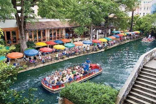 Image of San Antonio Riverwalk