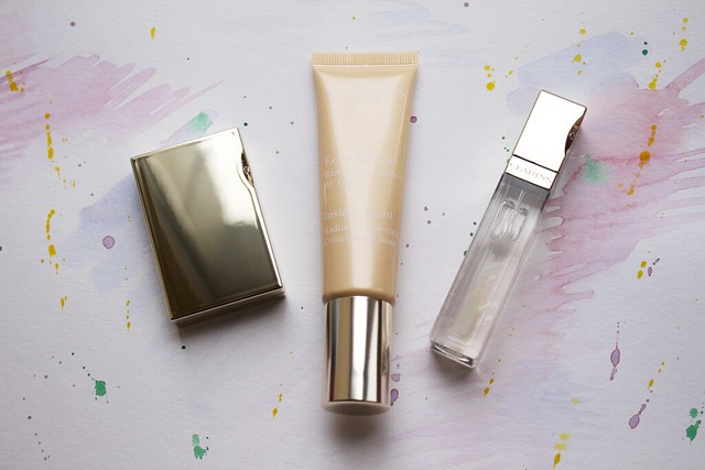 02 Clarins Opalescence Spring 2014 Makeup Collection