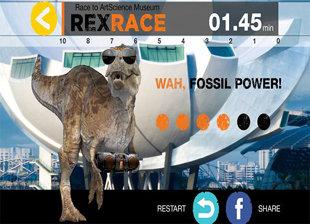 Rex Race