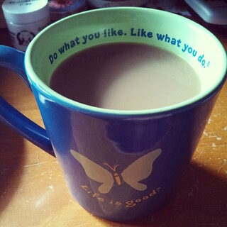 Good Saturday Morning! #coffee #LifeIsGood #coffeemug
