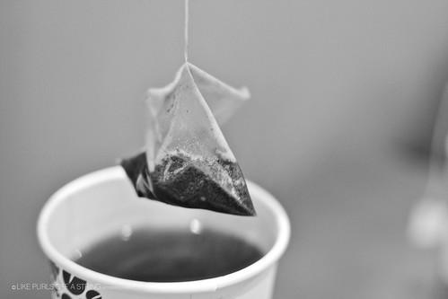 Tea with C