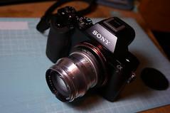 Jupiter-8 50mm f2 * Sony A7