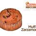 Muffin Zarzamora