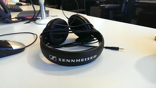 New Sennheiser Headphones