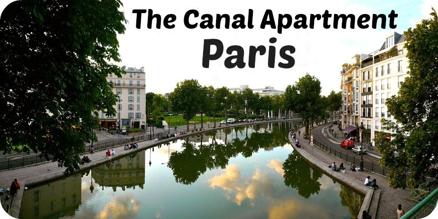 Canal Apartment Paris