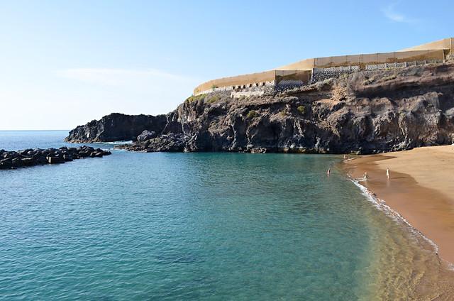 Playa Abama, Playa San Juan, Tenerife