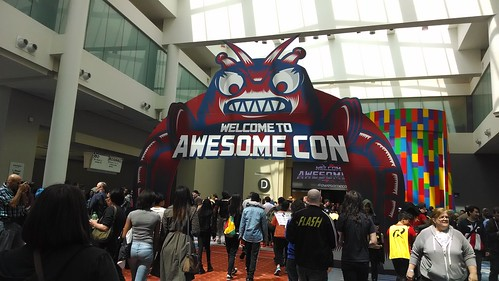 Awesome Con DC, April 19, 2014